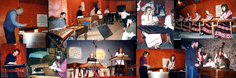 3rd Cimbalom World Congress (1995) – Blatislava, Slovakia