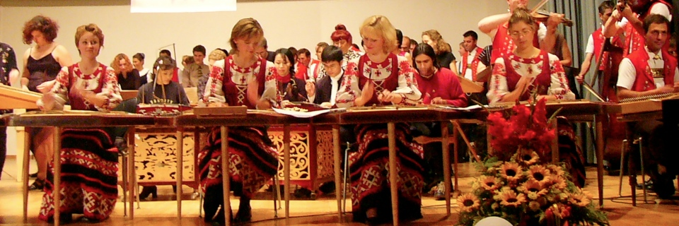7th Cimbalom World Congress (2003) – Appenzell, Switzerland