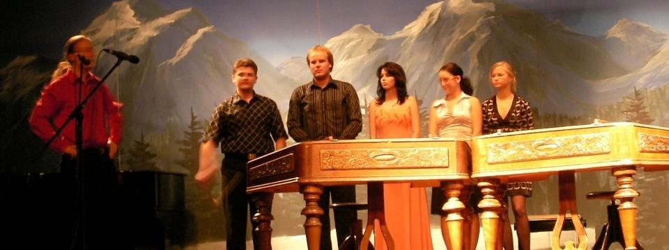 9th Cimbalom World Congress (2007) – Oberammergau, Germany