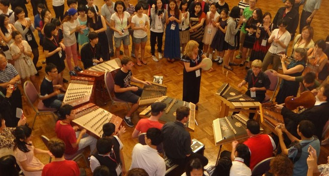12th Cimbalom World Congress – Taipei (2013)